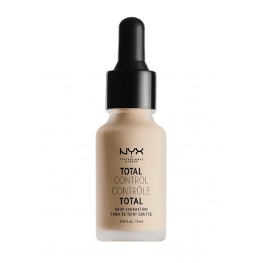 TOTAL CONTROL DROP FOUNDATION - LIGHT IVORY