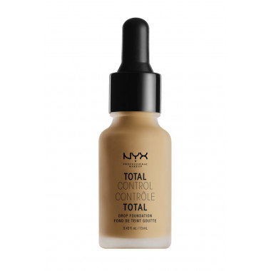 TOTAL CONTROL DROP FOUNDATION - GOLDEN