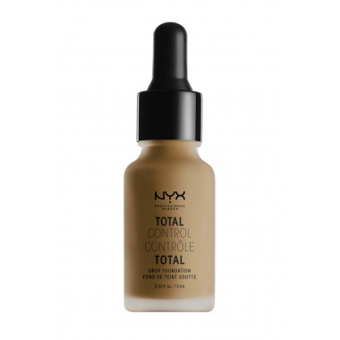TOTAL CONTROL DROP FOUNDATION - CAPPUCCINO