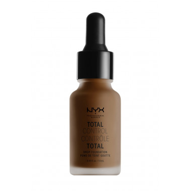 TOTAL CONTROL DROP FOUNDATION - CHESTNUT