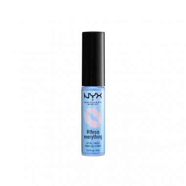 THIS IS EVERYTHING LIP OIL - SHEER BLUE