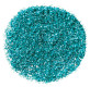 FACE & BODY GLITTER - TEAL